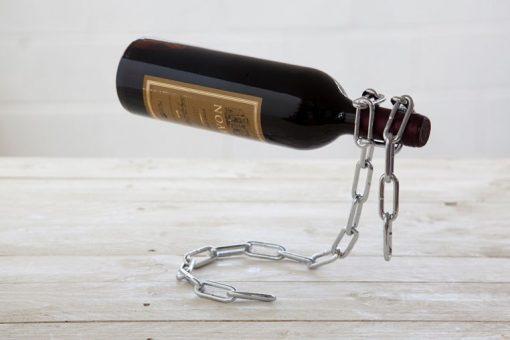 Chain Wijnfleshouder Ketting Wijn houder Nunet