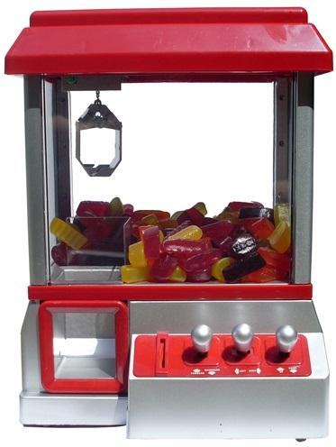 Candy Grabber Snoepmachine - Nunet 2