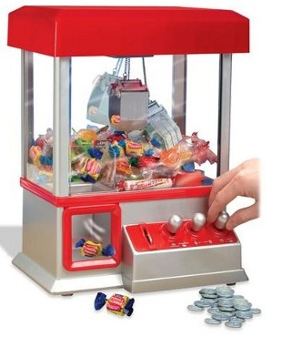 Candy Grabber Snoepmachine - Nunet