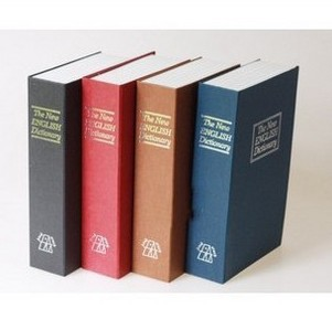 Book Safe Boek Kluis Vorm Nunet