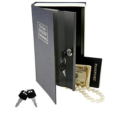 Book Safe Dictionary Nunet