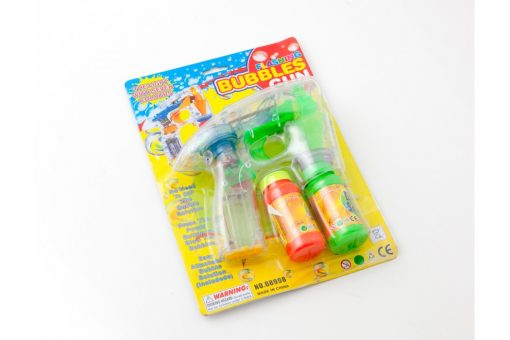 Bubble Gun With Light & Sound Bellenblaas