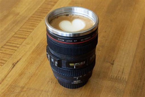 Camera Lens Mok Canon