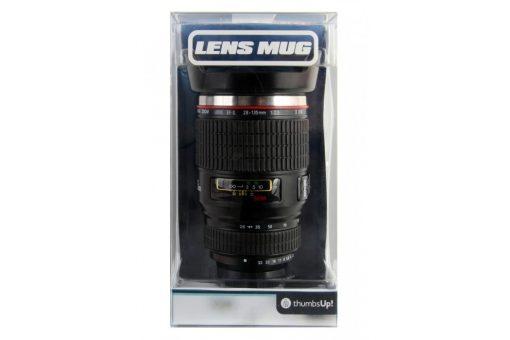 Camera Lens Mok Mug