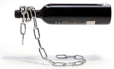 Chain Wijnfleshouder Ketting Wine houder