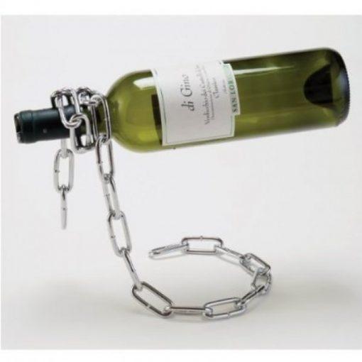 Chain Wijnfleshouder fles houder Peleg