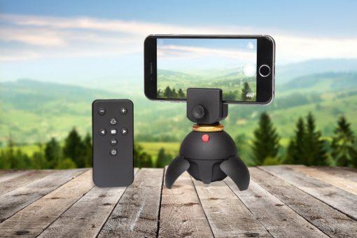 Electronic Panoramic Phone Stand panoramisch telefoon