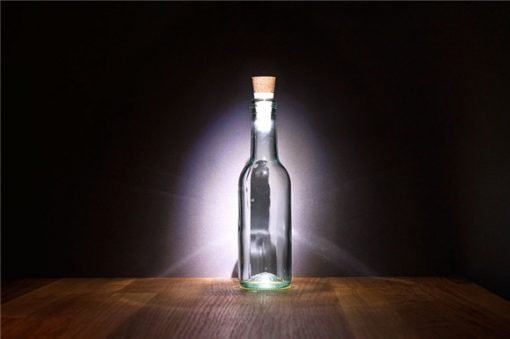 Flessen Licht Bottle light