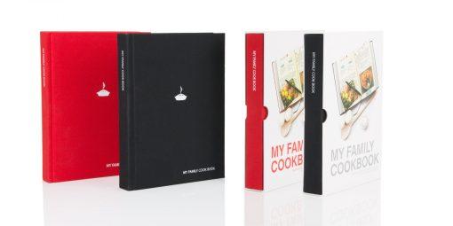 My Family Cookbook Maak eigen Kook Boek