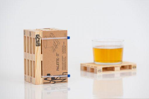 Pallette Drink Coasters Mini Onderzetter