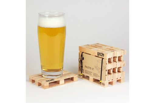Pallette Drink Coasters Mini Pallet