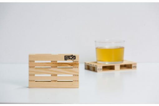 Pallette Drink Coasters Onderzetter Afmetingen