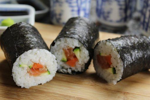 Perfect Roll Sushi Maken