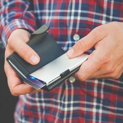 RFID Wallet Diefstal veilig