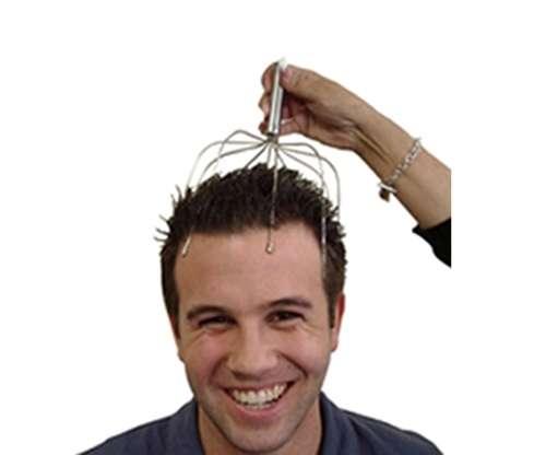 Relax Head Massager Hoofd Tool