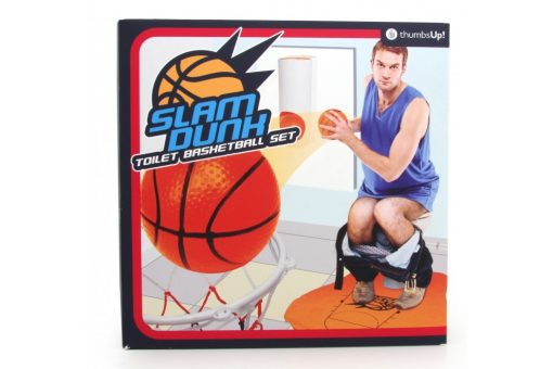 Slam Dunk Toilet Basketbal