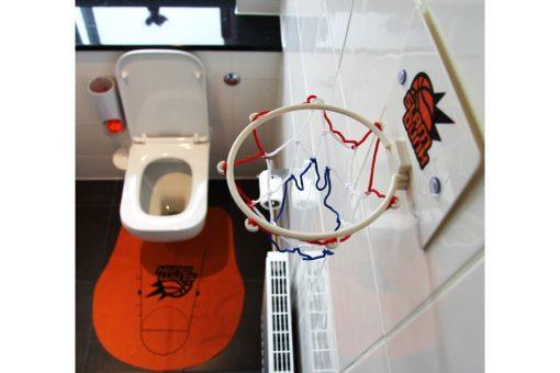 Slam Dunk Toilet Basketball Nunet