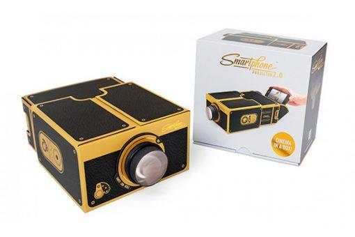 Smartphone Projector 2.0 Bioscoop