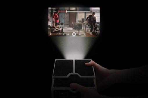 Smartphone Projector Nunet
