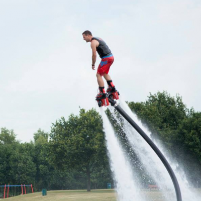 Flyboard of Hoverboard op Water Nederland Nunet