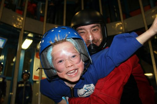 Indoor Skydive Rosendaal Nunet