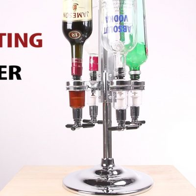 Bar Butler shot 4 flessen